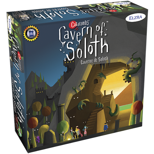 Cavern of Soloth