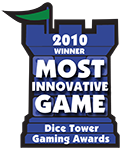 Dice Tower 2010 Award