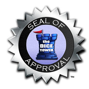 Dice Tower - Seal of Approval