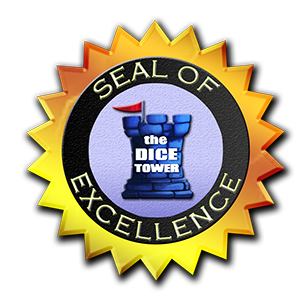 Dice Tower - Award of Excellence