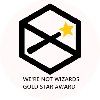 We're Not Wizards Gold